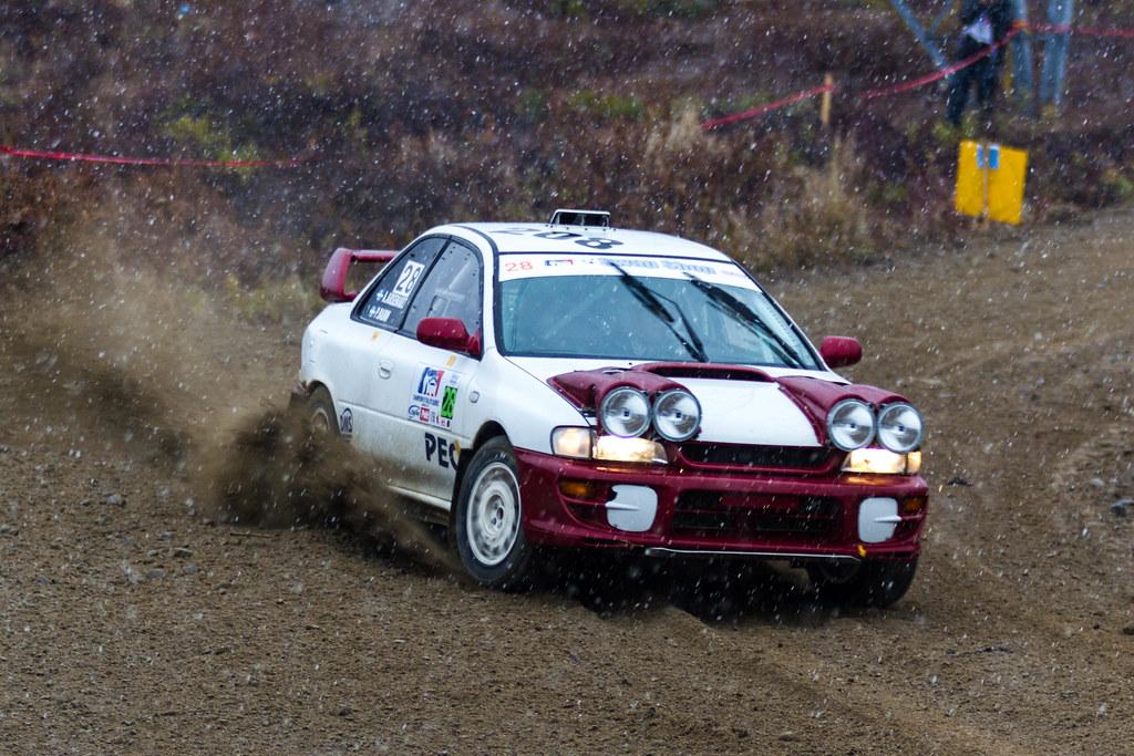 Philippe Babin & Alexis Arsenault - Rallye de Charlevoix 2013