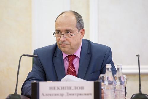 заседание российскаяакадемиянаук вицепрезидент здравоохранение советфедерации научноэкспертныйсовет александрнекипелов