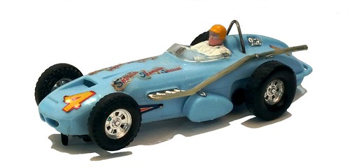 Scalextric C79 Offenhauser Indy car