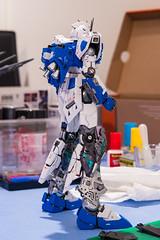 DSC_0155 (KayOne73) Tags: anime macro lens toy toys japanese robot model nikon nu amuro mg plastic f micro figure rey 28 mm nikkor gundam 60 ka mecha afs ver bandai 1100 gunpla plamo d600 katoki rx93