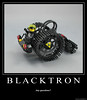 Obligatory Blacktron Rover (halfbeak) Tags: lego space rover motivational moc demotivational blacktron anyquestions febrovery febrovery2014