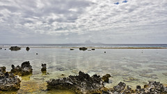 Bora Bora's Mt Otemanu as seen from Taha'a in French Polynesia (Dave & Nicole Moore) Tags: coral island polynesia pacific snorkeling helicopter fourseasons southpacific tahiti reef jetski tropics borabora taha atoll balihai frenchpolynesia tahaa societyislands otemanu mtotemanu fourseasonsborabora
