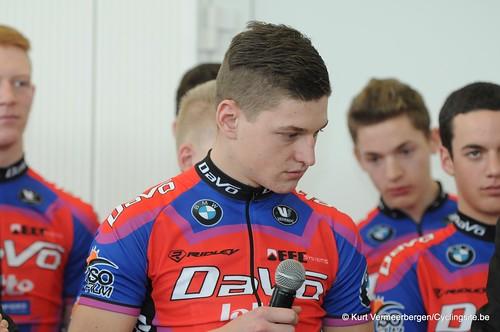 Ploegvoorstelling Davo Cycling Team (182)