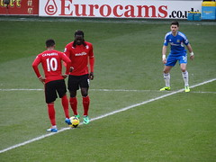 DSC07149 (joncandy) Tags: city wales photo football image stadium soccer cardiff picture tigers hull premier league bluebirds
