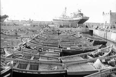 Scan-140223-0009.jpg (mathendrix) Tags: africa analog harbor blackwhite fishing ship marrakech nikonf3 essaouira auswahl marroco fujineopan400 roll5 homedeveloping 2013 nikoncoolscan5000ed