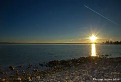 DSC_8902_1_LP (_Lawri_) Tags: sunset sun colors beautiful landscape nice nikon colorful sonnenuntergang view stones natur rocky wideangle steine tamron bodensee landschaft sonne iconic lakeofconstance weitwinkel schn farbenspiel immenstaad felsig steinstrand wundervoll d80 steinig grosartig nikond80