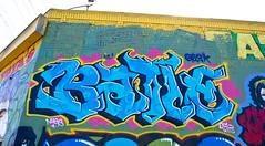 Batle (TheHarshTruthOfTheCameraEye) Tags: graffiti losangeles 663 batle 663k