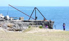 192 Dorset (Ian Campbell Islip) Tags: lighthouse rock metal stone portland lighthouses mechanical mercury crane dolphin trains machinery dorset southcoast winch odds reflector portlandbill bhoys dorsetcoast chandlery