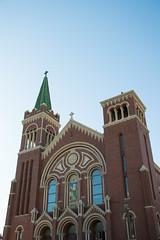 Saint Patrick Cathedral - El Paso - Texas - 16 March 2014 (goatlockerguns) Tags: usa southwest saint america catholic texas cathedral south unitedstatesofamerica patrick el paso