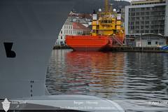 Edda Sprint (Aviation & Maritime) Tags: norway offshore bergen supply psv platformsupplyvessel stensjrederi eddasprint