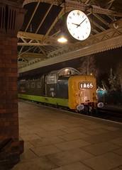 20140402-IMG_3625 (deltic21) Tags: deltic napier british rail preservation english electric 55 regiments racehorses