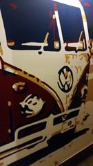 January 27: VW Mural (earthdog) Tags: art car vw moblog restaurant mural cellphone samsung publicart vwbus freebirds 2015 project365 androidapp samsunggalaxys5 samsungsmg900p 2652015