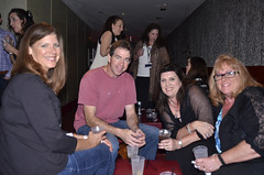 Joint Chapter President's Reception (tacosnachosburritos) Tags: girls friends party men marketing women guys business research reception networking soiree presidents shindig association lanyard moversandshakers glcmra jointchapterconference