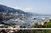 La Condamine, Monaco (Naomi Rahim (thanks for 3 million visits)) Tags: city travel sea france mountains beach water nikon europa europe mediterranean cotedazur montecarlo monaco mediterraneansea frenchriviera travelphotography lacondamine nikond7000