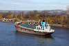 'James Jackson Grundy' Eastham 17th February 2015 (John Eyres) Tags: out for james waiting lock jackson mersey approaching eastham grundy 170215