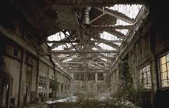 Pioggia di ruggine (Federico Bizzaro) Tags: urban italy abandoned architecture canon photography eos photo italia decay rusty 5d exploration urbex abbandonato