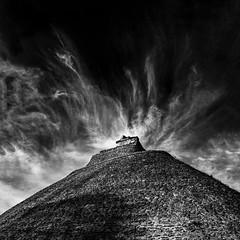 Pyramid of the Magician, Uxmal (Sandra Herber) Tags: mexico ruins pyramid maya yucatan mayan uxmal pyramidofthemagician pyramidofthedwarf eladvino