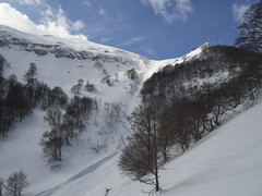 Scialpinismo Genzana - da Rocca Pia
