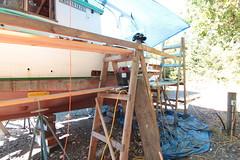 IMG_3959 - Port Hadlock WA - Northwest School of Wooden Boatbuilding - 2013 Repair and Restoration - HOBO (BlackShoe1) Tags: wood port boat washington olympicpeninsula wash pacificnorthwest wa jefferson woodenboat washingtonstate hobo woodboat boatrepair countyeast porthadlockwa boatwooden hobohobohobo hadlockjefferson countymv repairwood tugwoodtug