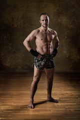 Dardan2a (daFredl) Tags: portrait club training fight fighter kickboxing fightclub gladiator muaithai kickboxer ingolstadt gladiatorfightclub