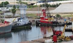 Tug Rhea L. Bouchard (Hear and Their) Tags: tampa bay florida ybor channel