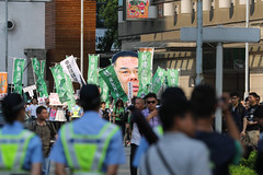 5-15-2016_Demonstration_MPA_10 (macauphotoagency) Tags: china new money streets outdoors university chief police government block macau demonstrations executive sai donations association chui macao on may15 protestants policeforce 5152016 newmacauassociation insatisfation