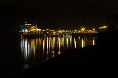 Stena Line 12 Quays Terminal (David Chennell - DavidC.Photography) Tags: calm birkenhead lowtide wirral stena merseyside stenaline rivermersey