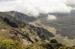 Ko'olau Gap (rschnaible) Tags: park usa mountains landscape hawaii us tour pacific outdoor sightseeing gap maui tourist koolau national haleakala tropical tropics rugged