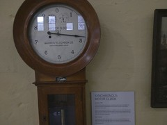 Special clock to inspect if generators are at synchronous speed (Alex-Boy) Tags: canada dam columbia british hydroelectric bchydro hydroelectricity