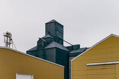 Grain Tower Abstract (Pedalhead'71) Tags: abstract rural washington palouse graintower
