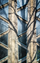 Special Effect (thewhitewolf72) Tags: berlin kirche schatten baum glas tiergarten beton fassade verzweigt diagonalen