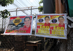elections 2016 campaign signs 19 (_gem_) Tags: street city urban sign typography words text philippines politicians signage manila type metromanila politicianssigns elections2016