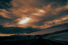 if only I knew the way (mariola aga) Tags: road sky mountains monochrome clouds hills hue thegalaxy gradienttool ifonlyiknew