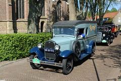 1931 Ford AF delivery van (Davydutchy) Tags: auto classic ford car truck automobile tour ride may lorry bil delivery oldtimer frise af van friesland vrachtwagen lkw bolsward 2016 klassiker frysln elfstedentocht frisia vetern vrachtauto boalsert