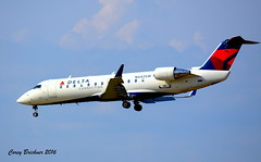 Delta Connection/ Skywest (coreybrickner) Tags: msp delta rap connection crj skywest crj200lr n442sw skw4559