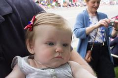 Family at Parade (marylea) Tags: community michigan parade granddaughter dexter memorialday 2015 may25 memorialdayparade washtenawcounty