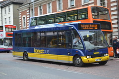 Konectbus 950 AU07KMM (Will Swain) Tags: norwich 14th may 2016 bus buses transport travel uk britain vehicle vehicles county country england english norfolk south east group goahead konectbus 950 au07kmm