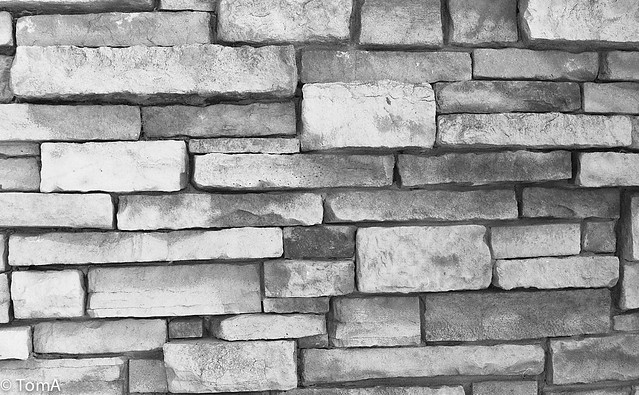 H257 #4 The brick wall