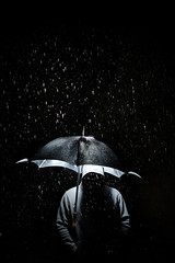 Rain Main (Click And Pray) Tags: rain mystery umbrella surreal floating mysterious hooded managedbyclickandpraysflickrmanagr surrealrainumbrellahoodedmysterymysteriousfloatingargyllscotlandgbr
