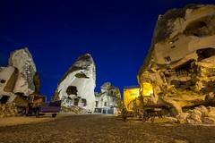 goreme predawn (eb78) Tags: longexposure nightphotography turkey middleeast bluehour cappadocia anatolia goreme