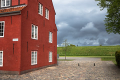 Kastellet Under Dramatic Skies (virtualwayfarer) Tags: sky castle history architecture clouds canon copenhagen denmark design europe dramatic dslr cph scandinavia citycenter fortress danmark dansk kbenhavn citywalk kastellet 6d kbh europeantour dramaticskies canon6d visittocopenhagen