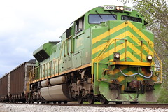 NS 1072 Oakland City IN (waltersrails) Tags: railroad train illinois ns ace norfolk trains it terminal southern emd