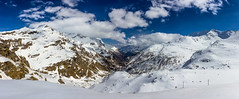 Valle dell'Orco (mr.martino) Tags: italy panorama mountain snow alps nature landscape spring piedmont ceresole granparadiso pngp