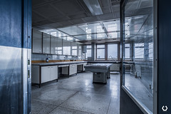 La table de dmultiplication (thomascaryn.com) Tags: abandoned hospital decay forgotten clinic exploration ziekenhuis morgue clinique urbex urbaine abandonn hpital kliniek friche clinicofthelostchild