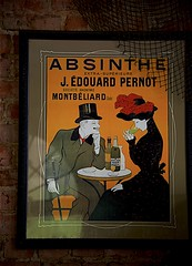 ABSINTHE Lovers Sign Up Here ! (sswj) Tags: composition nikon availablelight neworleans naturallight frenchquarter lousiana existinglight absenthe nola fullframe dslr scottjohnson piratesalley d600 frenchposter nikkor28300mm oldeabsenthehouse
