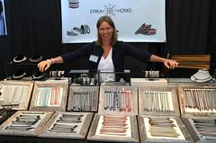 Erika Honig Jewelry (beppesabatini) Tags: california richmond bayarea artsandcrafts kpfa craftsfair artsfair cranewaypavilion 941kpfa 2ndannualkpfasummerartsfair2016 kpfasummerartsfair