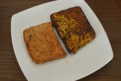 Buckwheat toast, paleo toast (gabymorag) Tags: breakfast paleo primal glutenfree realfoodconnection