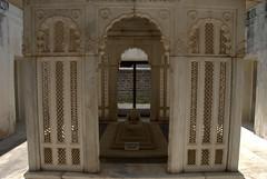 Mausoleum of the Nobility (VinayakH) Tags: india graves hyderabad tombs carvings necropolis nizam nobility paigah paigahtombs telangana maqhbarashamsalumara