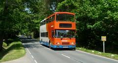 South West Trains from SWT (bobsmithgl100) Tags: bus volvo surrey alexander csu rh virginiawater olympian svu 978 16767 wellingtonavenue stagecoachhampshire s767 csu978 s767svu wentworthpgagolfshuttle
