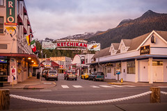 Alaska's 1st City (Lee Edwin Coursey) Tags: 2016 alaska ketchikan uncruise unitedstates adventure city cruise landscape nature town travel
